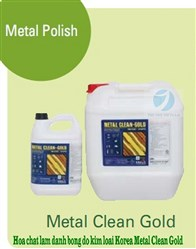 Metal Polish METAL CLEAN GOLD