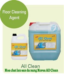 Floor Cleaning Agent – ALL CLEAN